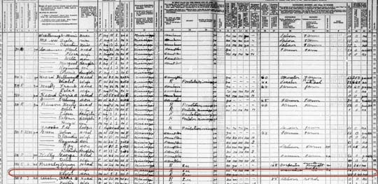 Elvis Presley 1940 census record